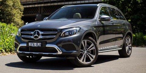 2016 Mercedes-Benz GLC Review