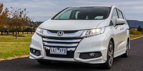 Honda Odyssey: Up Close and Personal
