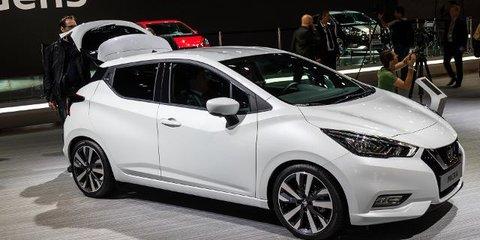2017 Nissan Micra - 2016 Paris Motor Show