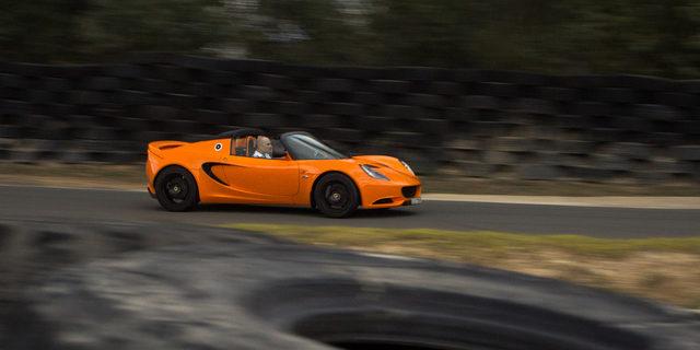 2015 Lotus Elise S Review