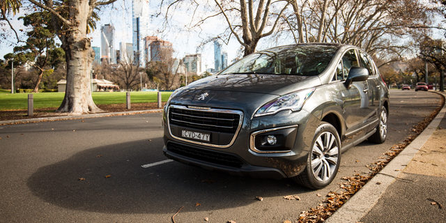 Peugeot 3008 Review: Active 2.0 HDi