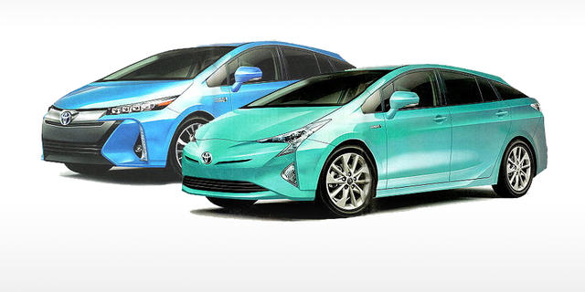 2016 Toyota Prius leaked:: Is this the Japanese brand's all-new hybrid hatch?