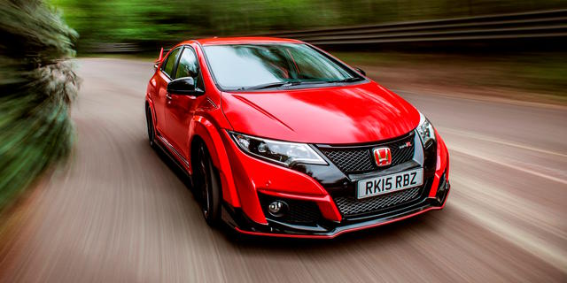 Honda Civic Type R edges closer to Australia?