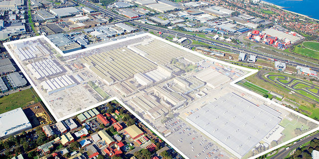 General Motors Holden puts 37.7-hectare Port Melbourne site up for sale -end of an era