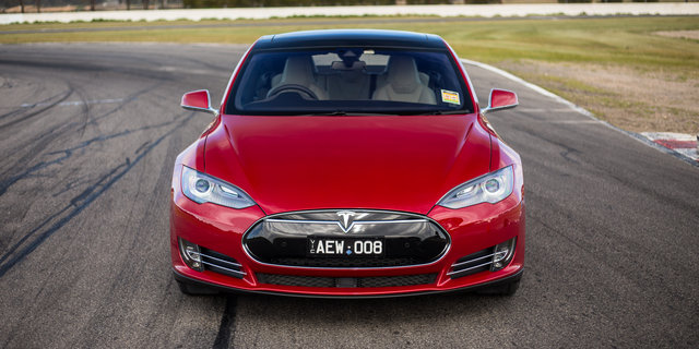 Tesla Model S registrations pass 500 in Australia, eagle-eyed fans say