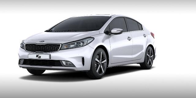 2016 Kia Cerato facelift revealed in Korean 'K3' form