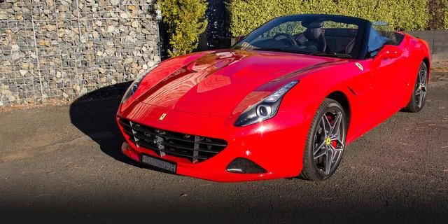2016 Ferrari California T Handling Speciale: Bondi to Bowral road trip