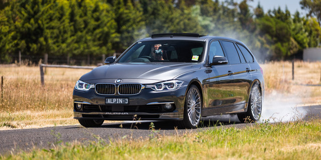 2017 Alpina B3 Touring review
