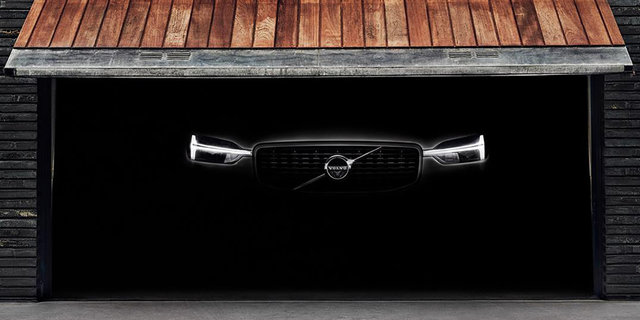 2018 Volvo XC60 teased ahead of Geneva debut
