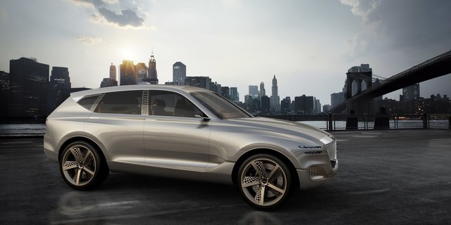 Genesis SUVs 'critical' for the brand's success