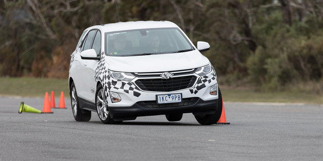 2018 Holden Equinox quick drive review