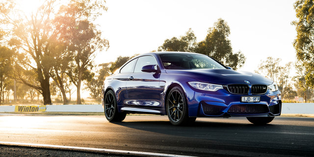2018 BMW M4 CS pricing slashed