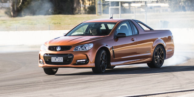 The Holden Commodore and three things we'll miss: The V8 ute!