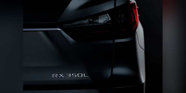 2018 Lexus RXL confirmed for Los Angeles debut