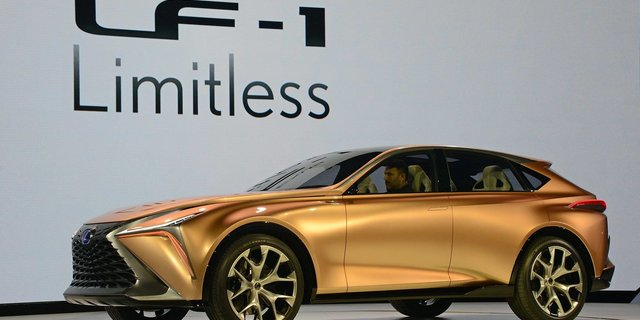 Japan owned the 2018 Detroit motor show