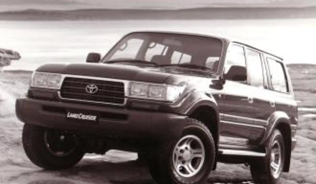 1997 Toyota Landcruiser Gxl 40th Ann Le (4x4) Review
