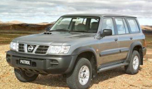 2004 Nissan Patrol St Review