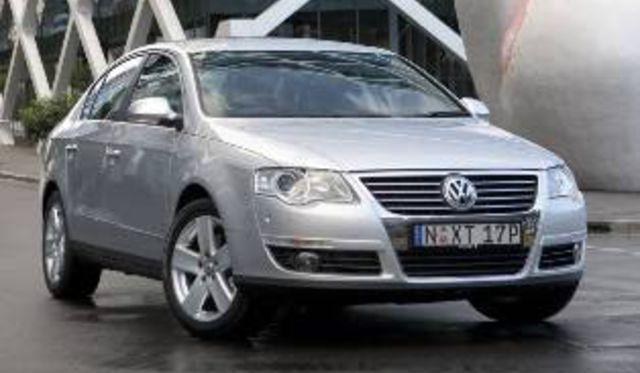 2011 Volkswagen Passat 125 TDI Highline Review