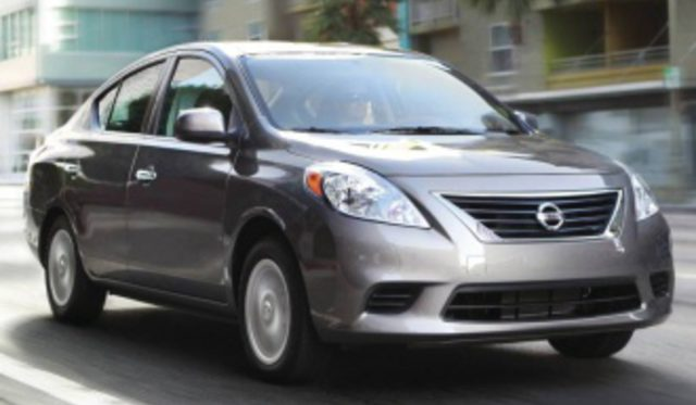 2012 Nissan Almera St Review