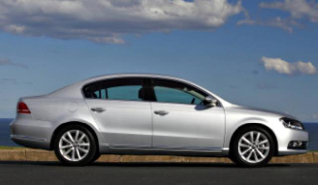2013 Volkswagen Passat 125 TDI Highline Review