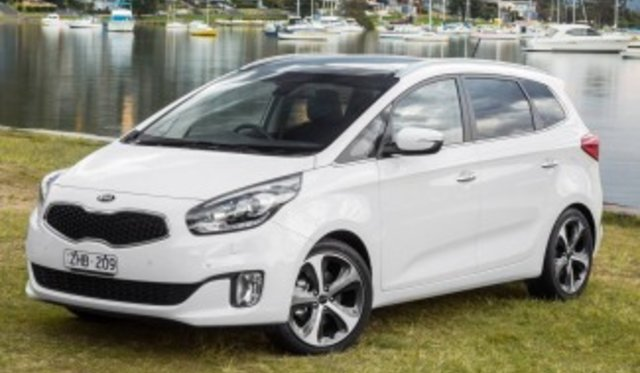2015 Kia Rondo Si Review