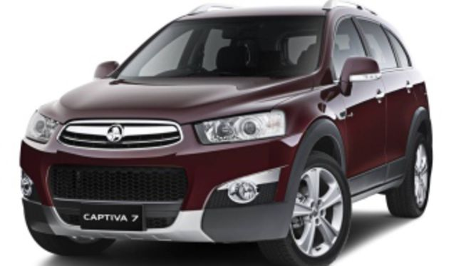 2015 Holden Captiva 7 Ltz (AWD) Review