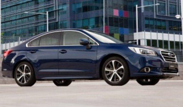 2015 Subaru Liberty 3.6r Review