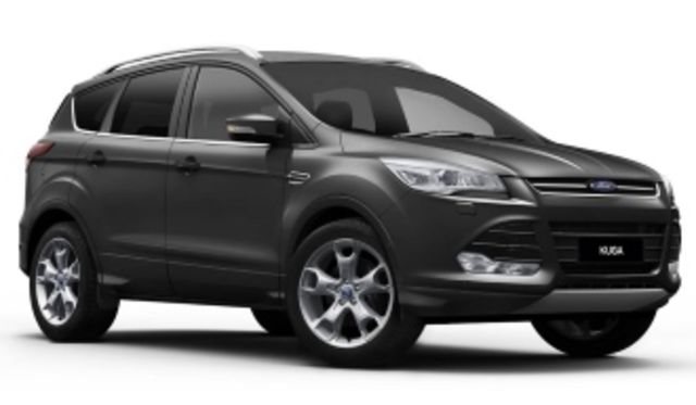 2015 Ford Kuga Titanium (AWD) Review