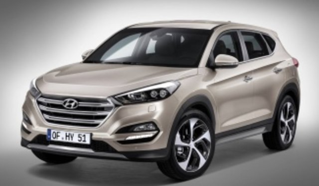 2015 Hyundai Tucson Elite (AWD) Review