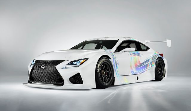 Lexus Australia motorsport decision imminent