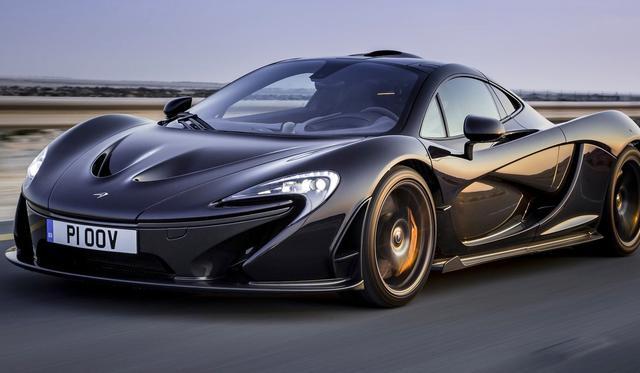 McLaren range going hybrid over coming decade, CEO says