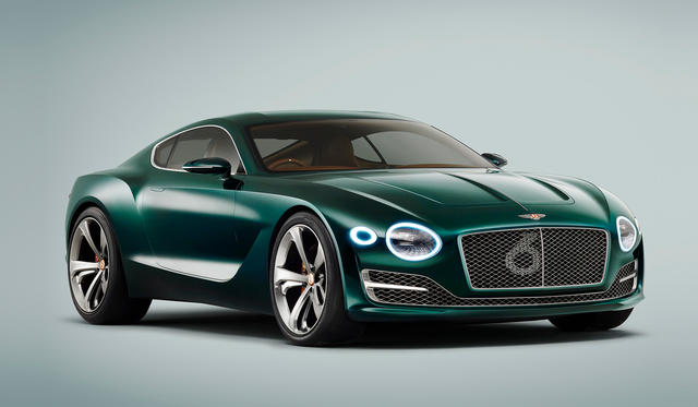 Bentley deciding between sub-Bentayga SUV or Speed 6 for new model line - report