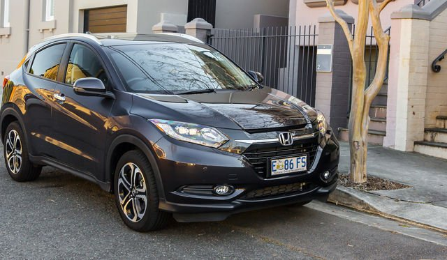 2015 Honda HR-V VTi-L Review : Long-term report one
