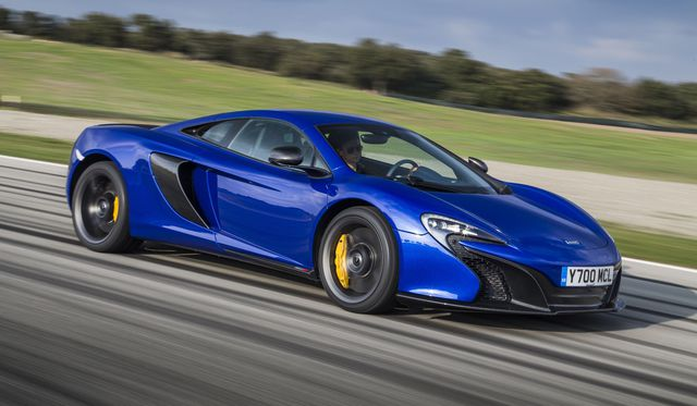 2016 McLaren 650S Review : Road test