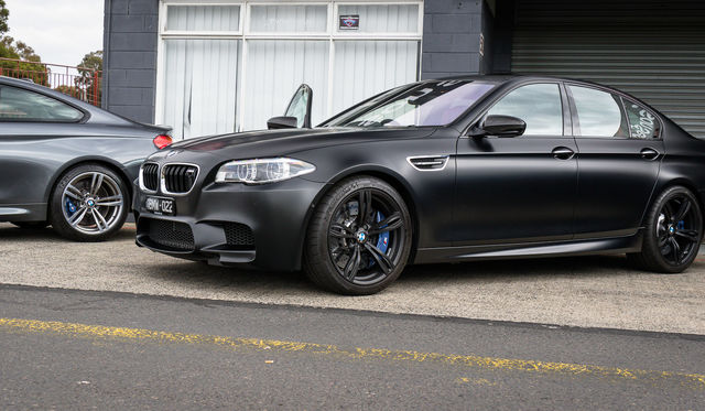 BMW M5 Nighthawk and M5 White Shadow launched
