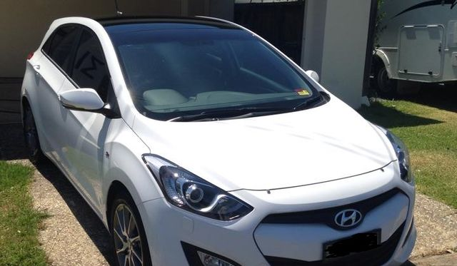 2013 Hyundai i30 Sr Review