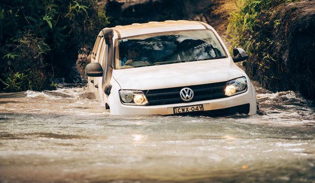 2015 Volkswagen Amarok Core Review