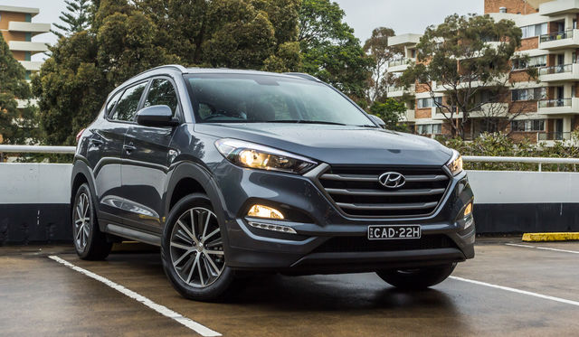 2016 Hyundai Tucson Active X Review