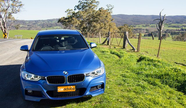 2012 BMW 3 28i Review