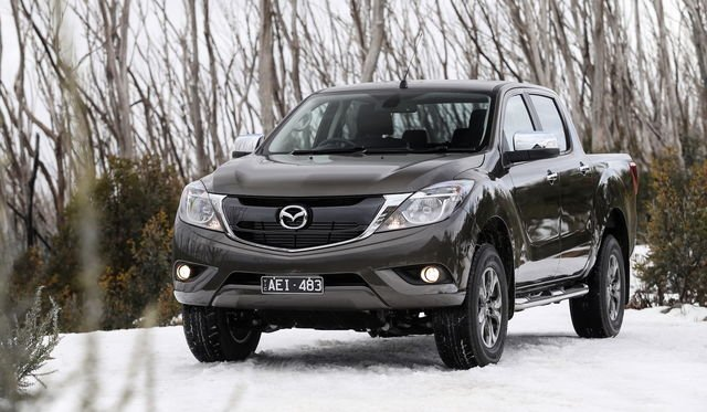 2016 Mazda BT-50: prices up, new features promised