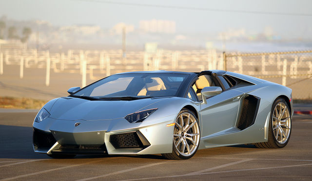 2015 Lamborghini Aventador Roadster Review