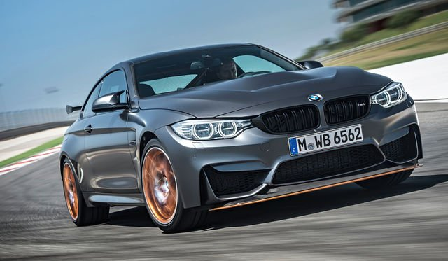 2016 BMW M4 GTS unveiled