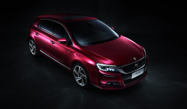 DS 4S hatch revealed for China
