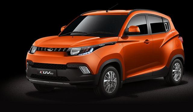 Mahindra KUV100 crossover derivative, codenamed S105, could come to Australia