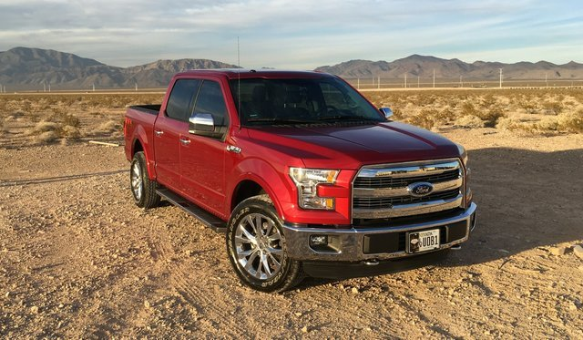 2016 Ford F-150 Lariat Review