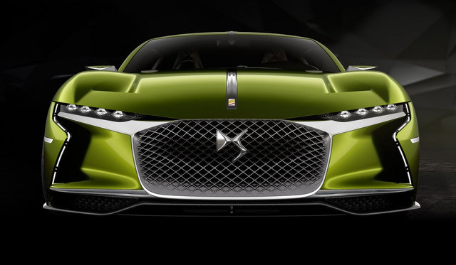 DS E-Tense trademarked: Electric sports car edges closer to production - report