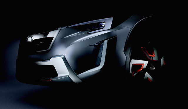 2017 Subaru XV preview to debut at Geneva motor show