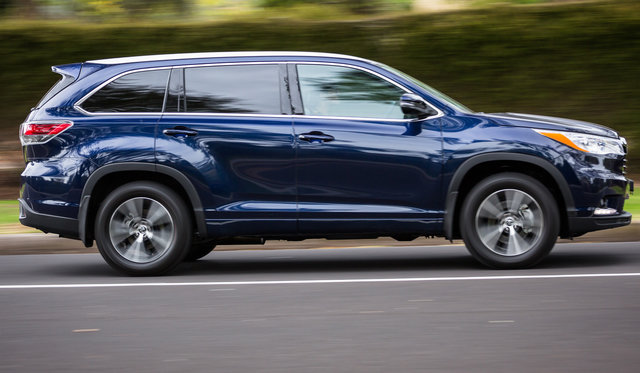 2016 Toyota Kluger GXL AWD Review