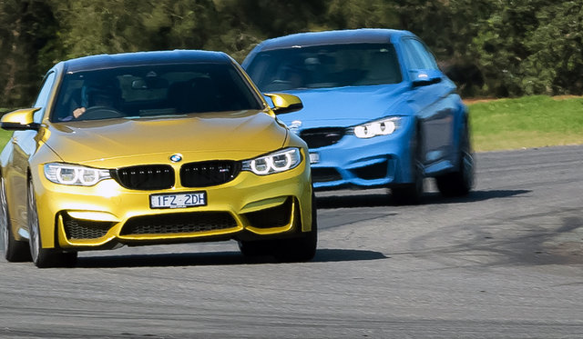 2016 BMW M3 and M4 Competition Review
