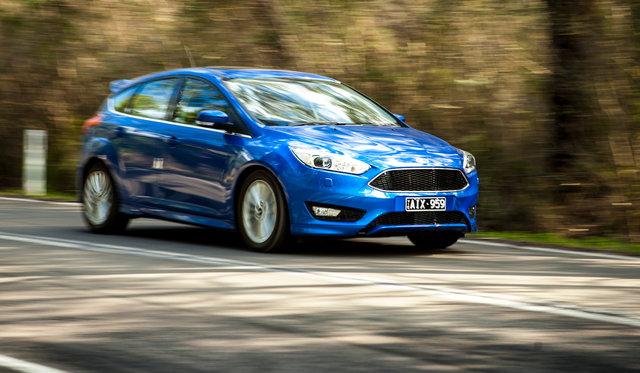 2016 Ford Focus Titanium road trip: NSW Southern Highlands via Sea Cliff Bridge